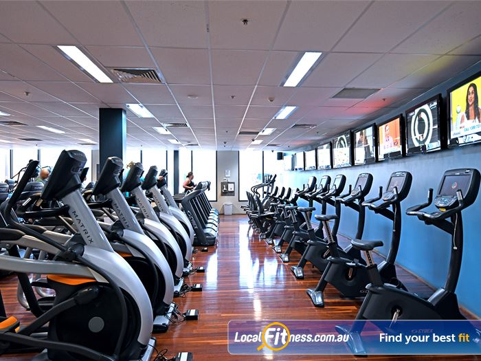 Goodlife Health Clubs Point Cook Training in our warm and welcoming atmosphere in Point Cook.