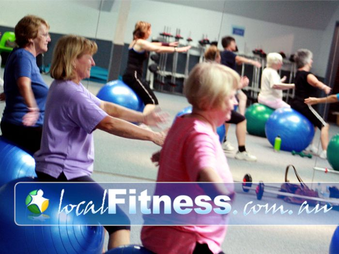 Lilydale Squash & Fitness Centre Gym Sherbrooke  | Try our exciting range of group fitness classes.