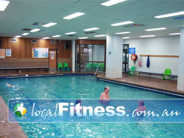 Lilydale squash and fitness centre