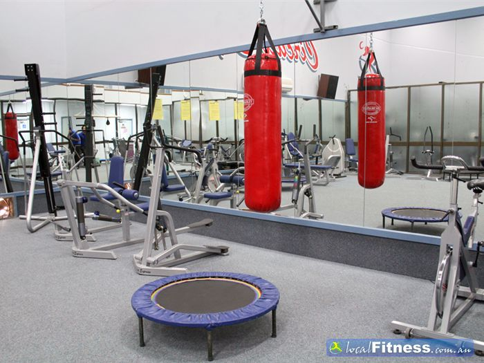 Lilydale Squash & Fitness Centre Circuit Area Near Mount Evelyn ...