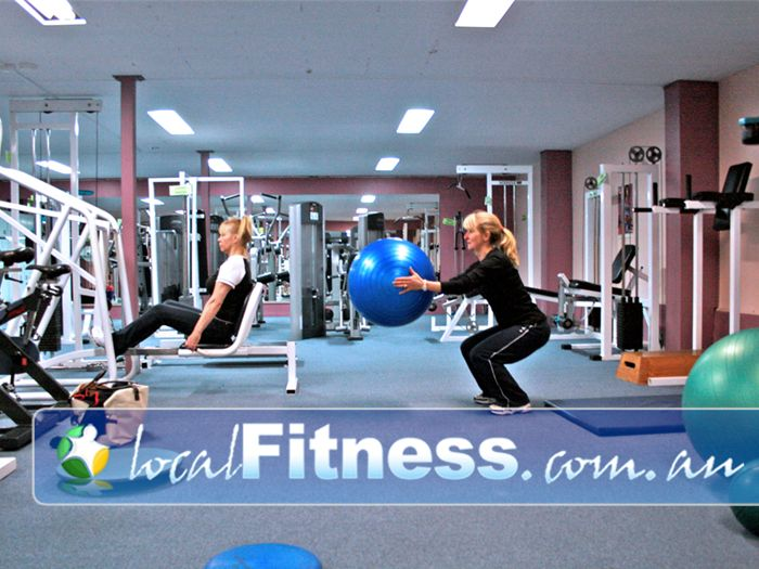 Summit Health Club Gym Malvern East  | Enjoy our comfortable and private ladies only Bentleigh