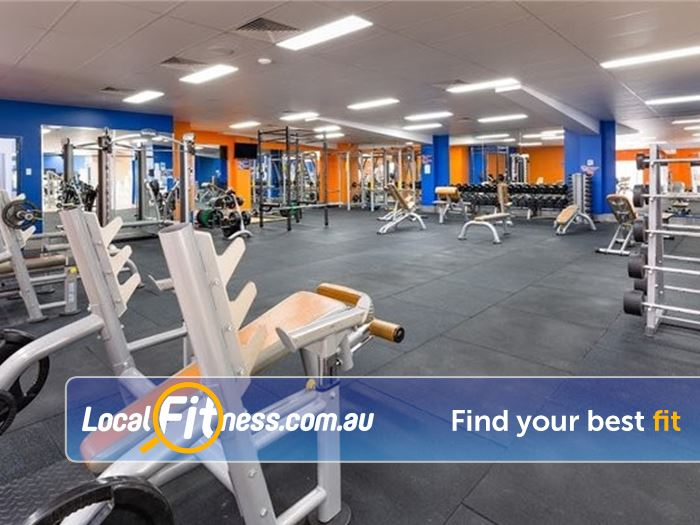 Plus Fitness 24/7 Gym Woolloongabba  | Welcome to your local Windsor gym at Plus