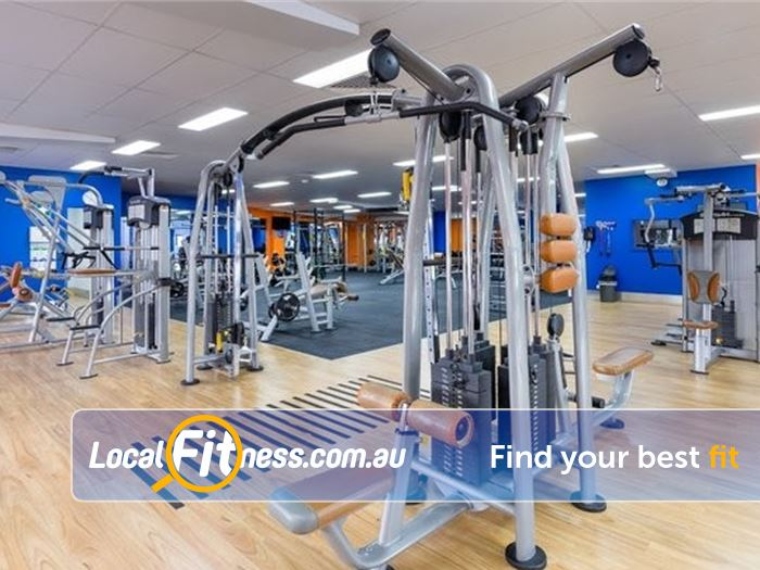 Plus Fitness 24/7 Gym Woolloongabba  | Our Windsor gym includes state of the art
