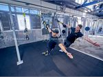 Goodlife Health Clubs Prahran Gym Fitness Get into TRX team training on