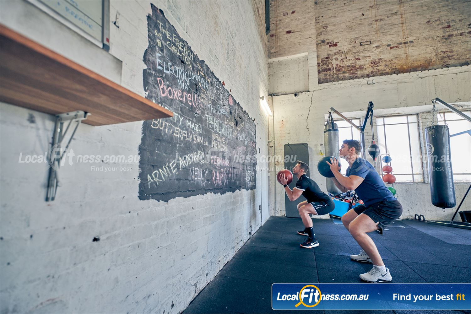 Goodlife Health Clubs Near Windsor Our Prahran personal trainers can introduce you to functional training.