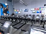 Goodlife Health Clubs Glenroy Gym CardioRows of equipment means you'll
