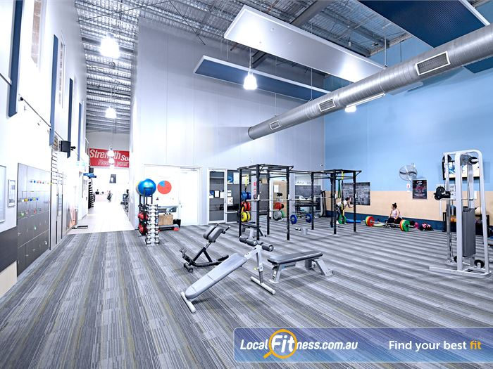 Goodlife Health Clubs Gym Glenroy  | Our Coburg personal trainers will design a custom