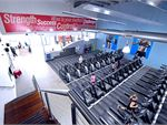 Goodlife Health Clubs Preston Gym Fitness Rows of equipment means you'll