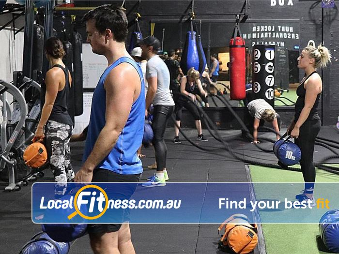 Hurt Locker Gym South Yarra  | Welcome to Hurt Locker Richmond Gym.