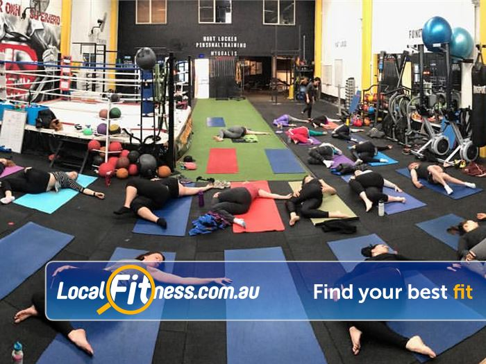 Hurt Locker Gym South Yarra  | Combining Boxing, HIIT, Functional, Yoga and more.