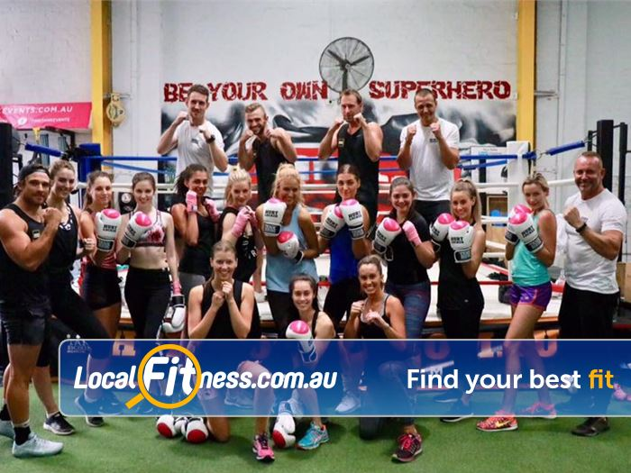 Hurt Locker Gym Hawthorn East  | BOX | LIFT | HIIT in Richmond's best