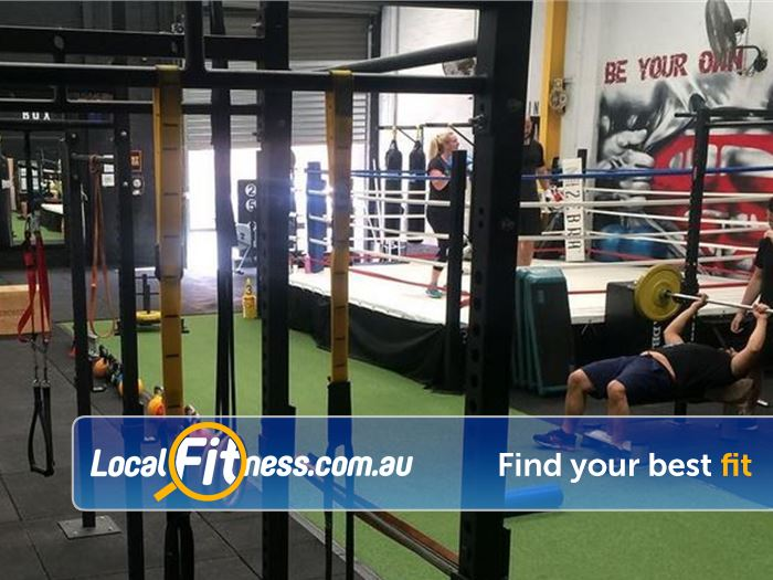 Hurt Locker HIIT Melbourne  | Our dedicated Richmond functional training studio.