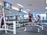 Genesis Fitness Clubs Newport Gym GymA relaxing and comfortable gym