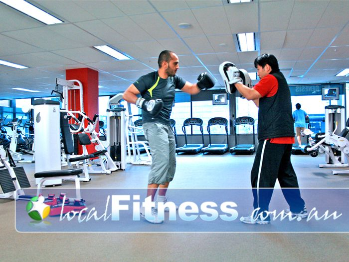 Genesis Fitness Clubs Gym Melbourne    A relaxing and comfortable gym in Southbank.