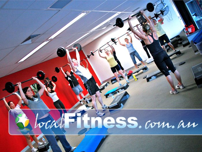 Genesis Fitness Clubs Southbank Gym Fitness Convenient lunch time classes
