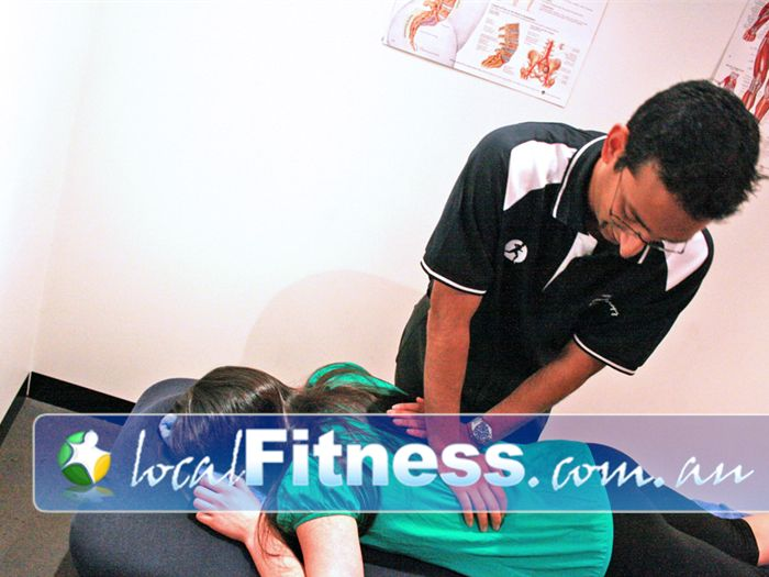 Genesis Fitness Clubs South Melbourne Gym Fitness One-stop shop with on-site