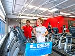 Genesis Fitness Clubs Bentley Gym Cardio