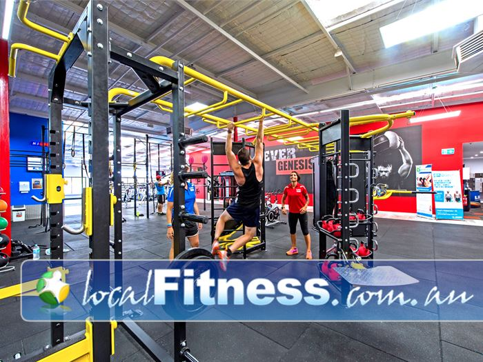 Genesis Fitness Clubs HIIT Perth  | GenesisFIT programs incorporate functional and body-weight training.