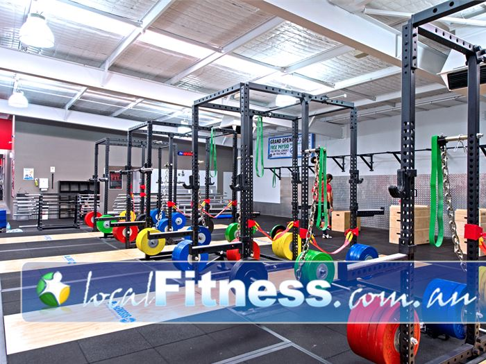 Genesis Fitness Clubs Gym Victoria Park