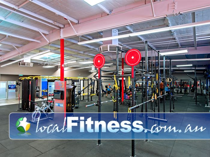 Genesis Fitness Clubs Gym East Victoria Park  | Our 24 hour Bentley gym is open 24