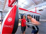 Genesis Fitness Clubs St James Gym Fitness Incorporate boxing and