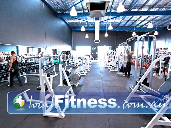 Doherty's Gym 24 Hour Gym Rosanna    The Campbellfield gym is the 4th gym in