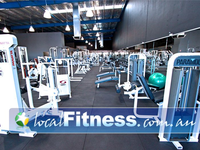 Doherty's Gym Gym Epping  | The 2011 refurbishment brings a new fresh layout