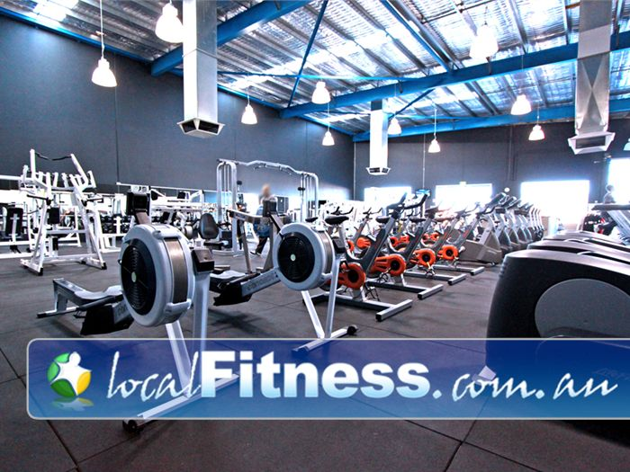 Doherty's Gym Campbellfield Gym Fitness Vary your cardio workout with