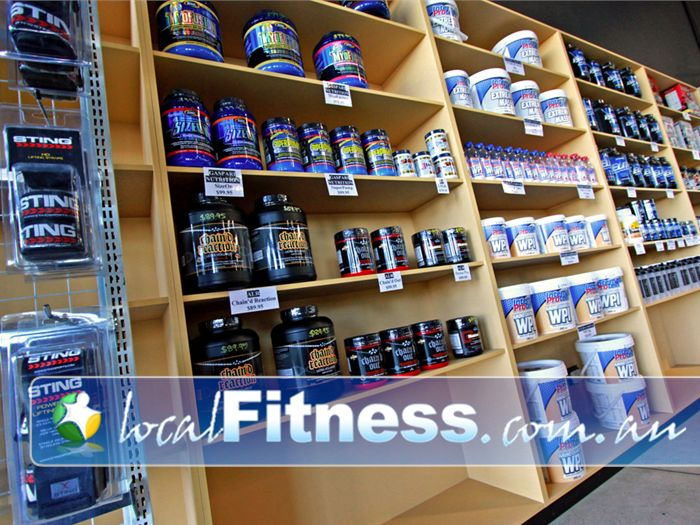 Doherty's Gym Lalor Gym Fitness A large selection of