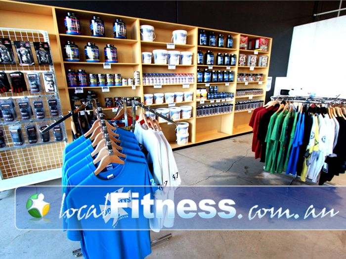 Doherty's Gym Campbellfield Gym Fitness Doherty's Gym Pro Shop.