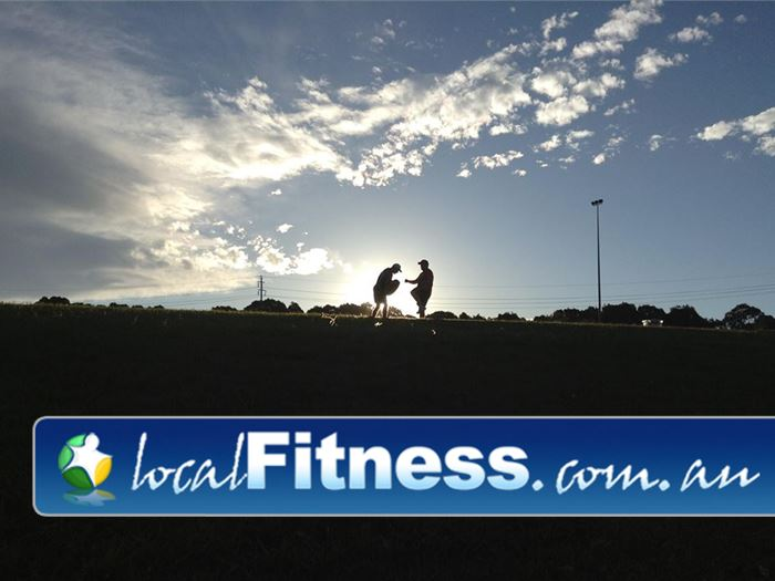Step into Life Baulkham Hills Near Blacktown Westpoint Ditch the gym and train in the beautiful outdoors!