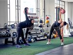 Fitness First Parramatta Gym Fitness Improve your stability and