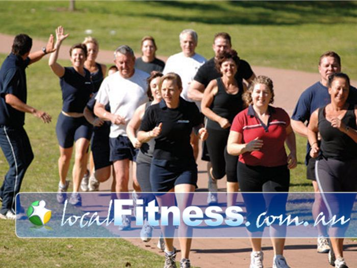 Step into Life Elwood Brighton Outdoor Fitness Outdoor Be inspired, be motivated and