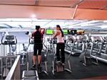 World Gym Southport Gym Fitness A private separate cardio space