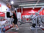 World Gym Benowa Gym Fitness With an equipment to member