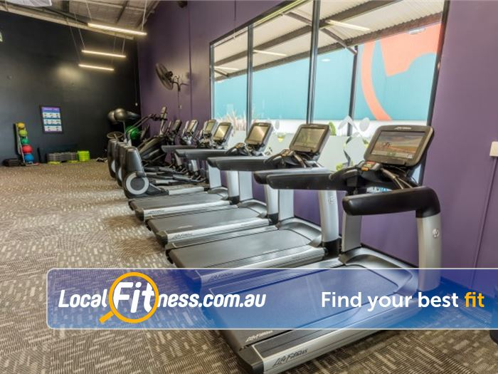 Anytime Fitness Gym Bunbury  | State of the art Cardio available at Anytime