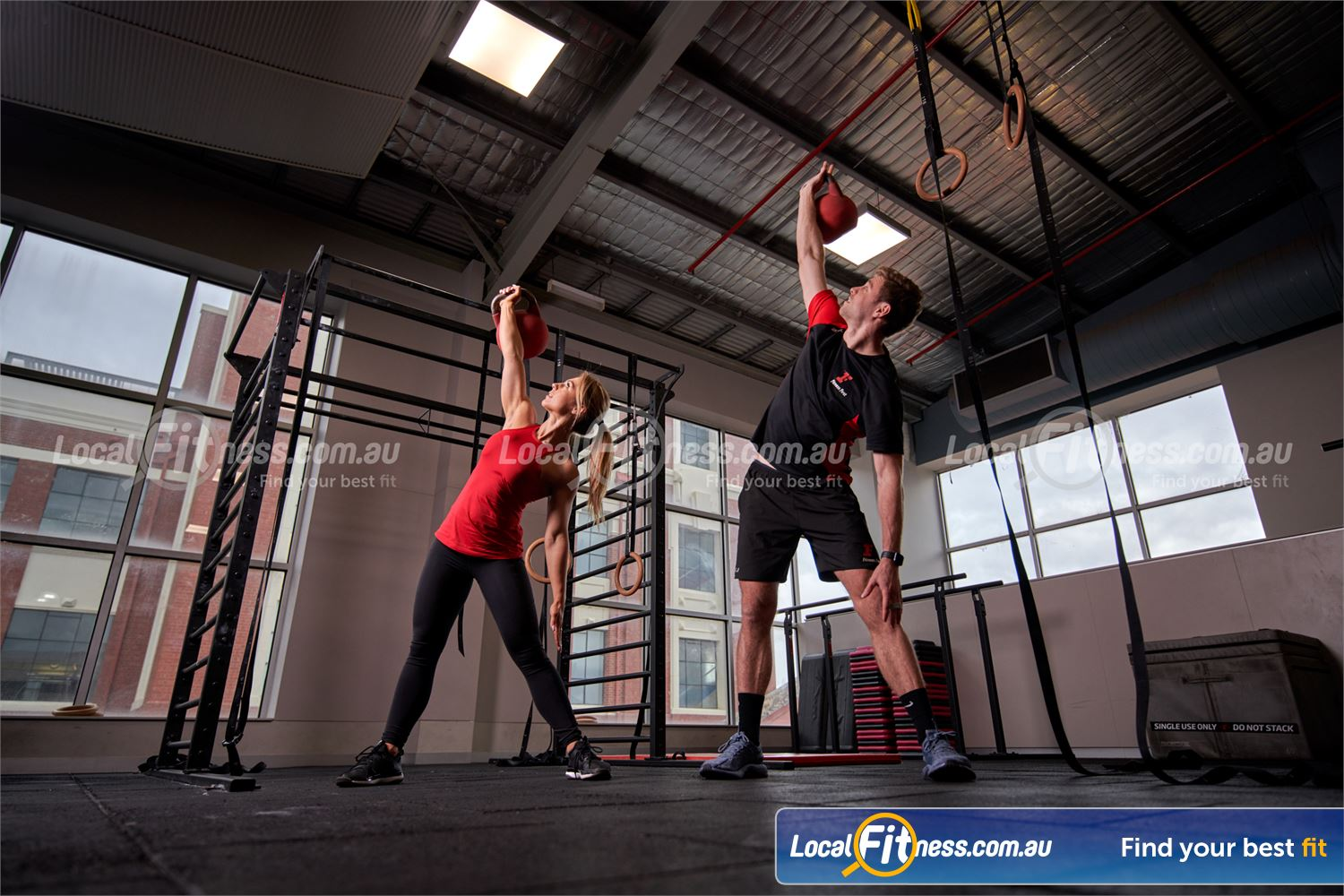 Fitness First Platinum Near Richmond North Improve your training form with guidance from Richmond personal trainers.