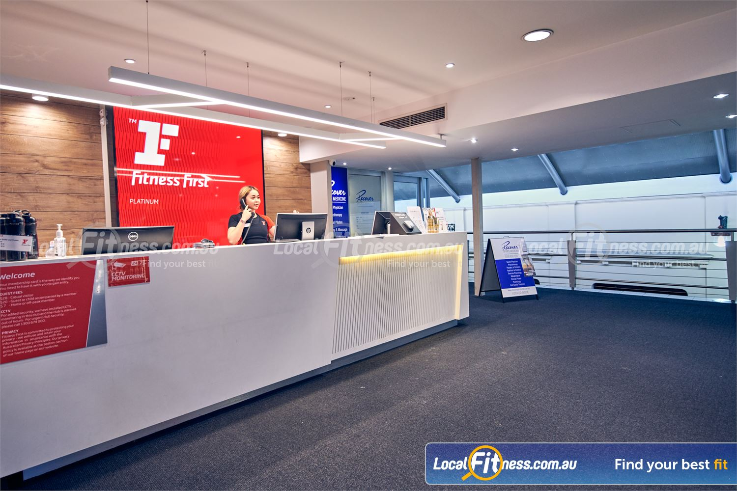 Fitness First Platinum Near South Yarra Our team is ready to help you find your fit.