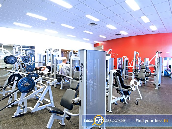 Goodlife Health Clubs Gym Cleveland  | The Cleveland gym includes an extensive selection of
