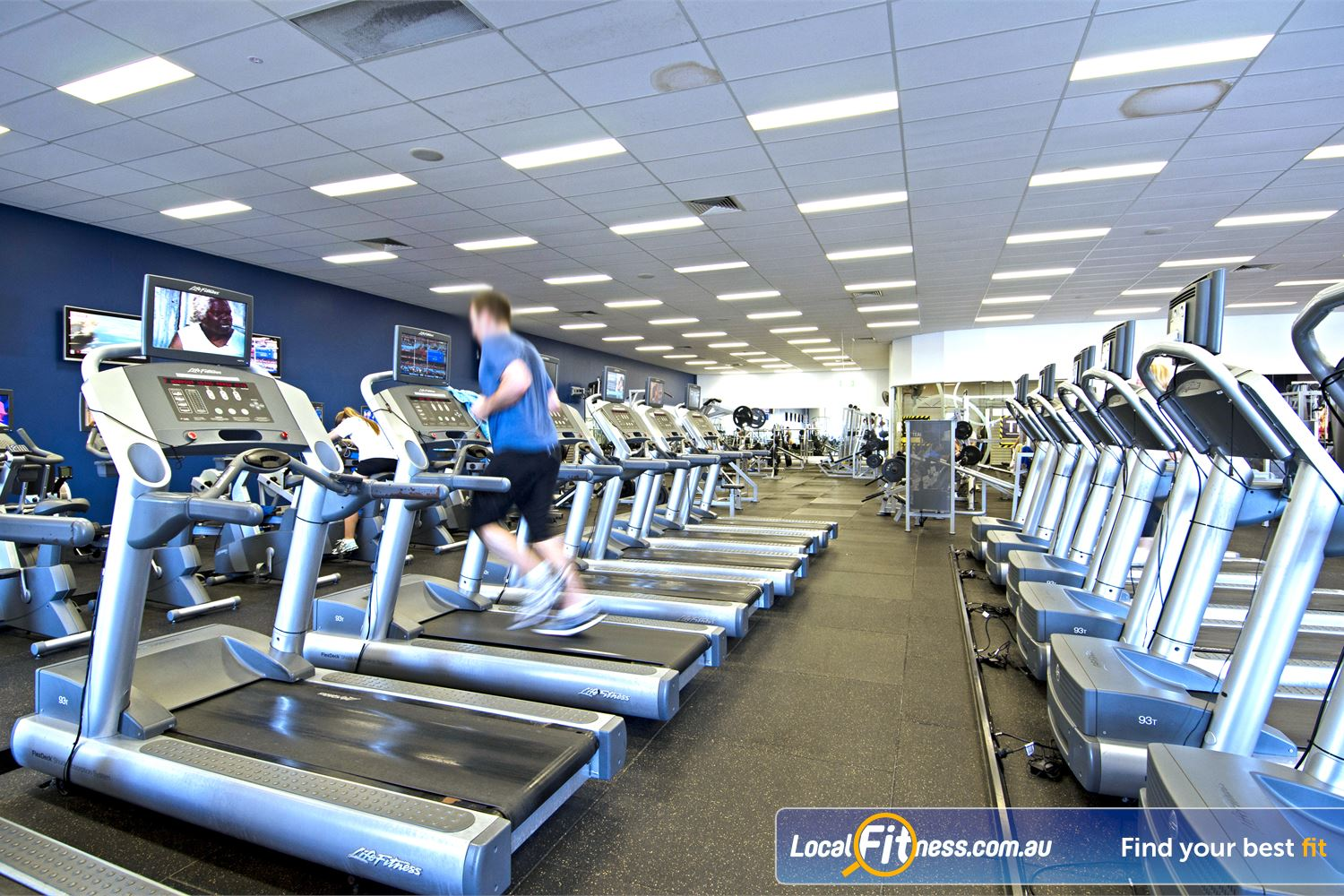 Goodlife Health Clubs Near Coochiemudlo Island Tune into your favorite shows on your personalised LCD screen or cardio theatre.