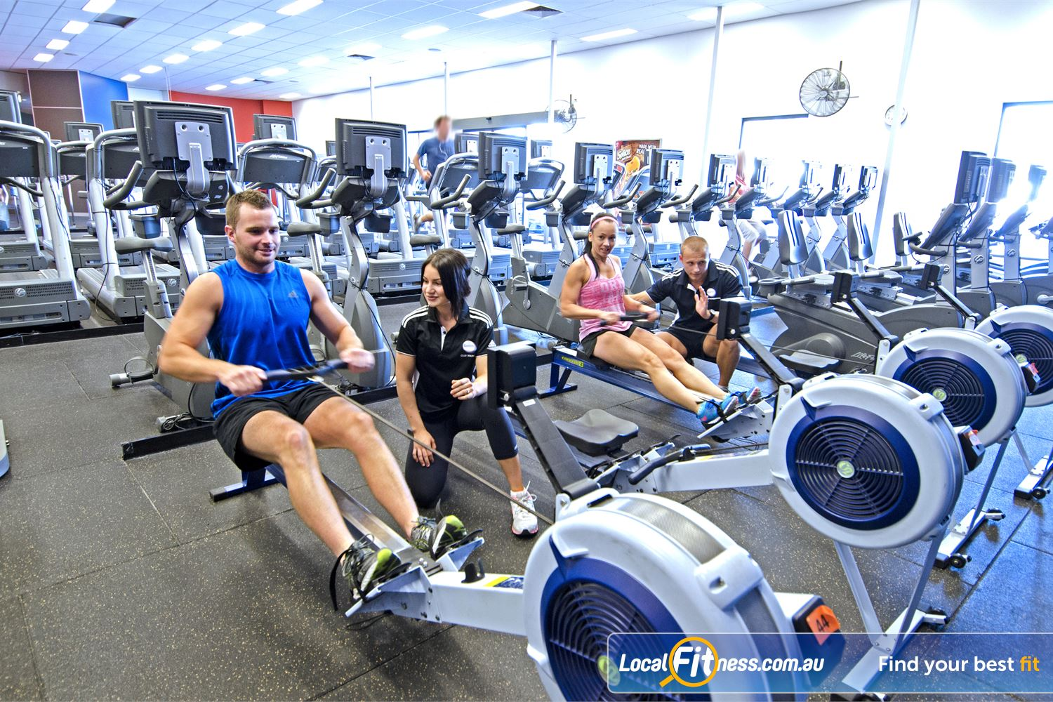 Goodlife Health Clubs Cleveland Our friendly Cleveland gym staff can help you with your cardio training.