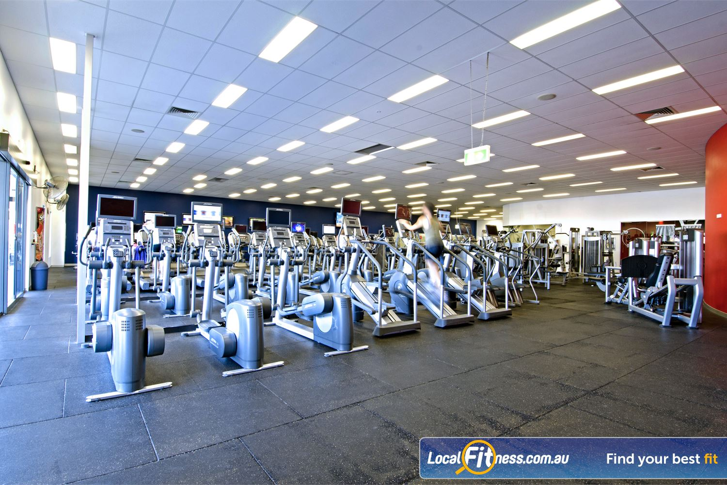 Goodlife Health Clubs Near Thornlands Treadmills, cycle bikes, rowers and more in our 24/7 Cleveland gym.