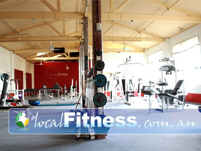 Fitness 24 Hours Gym Carlton North  | An intimate environment with personal attention.