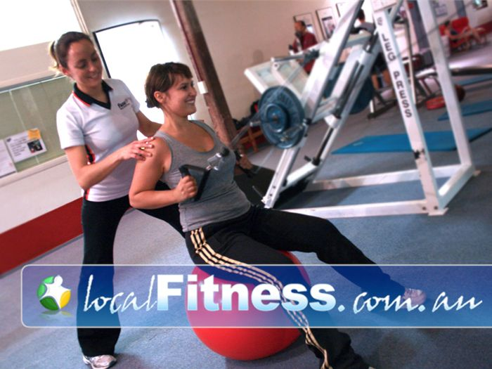 Fitness 24 Hours Gym Kensington  | Custom programs to suit your needs.