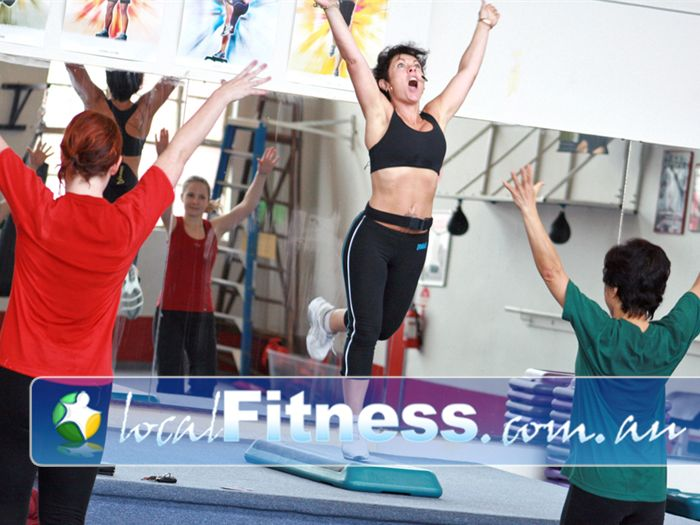 Fitness 24 Hours Gym Kensington  | We provide high energly classes to keep your