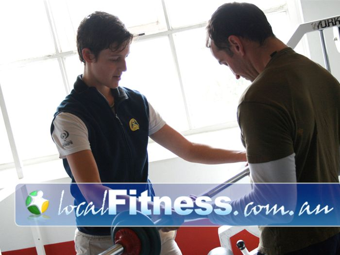 Fitness 24 Hours Abbotsford Gym Fitness Personalised sessions with our