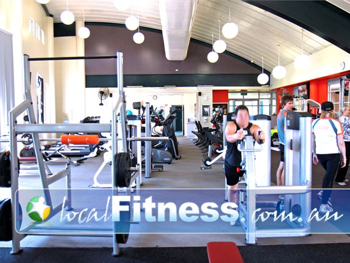 Bacchus Marsh Leisure Centre Gym Melton  | Our Bacchus Marsh gym has an easy to