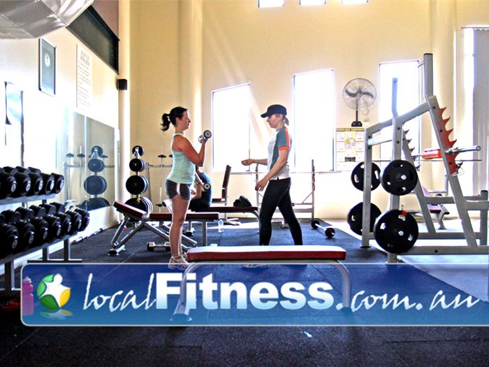 Bacchus Marsh Leisure Centre Gym Melton  | Enjoy fitness strength training with Bacchus Marsh personal