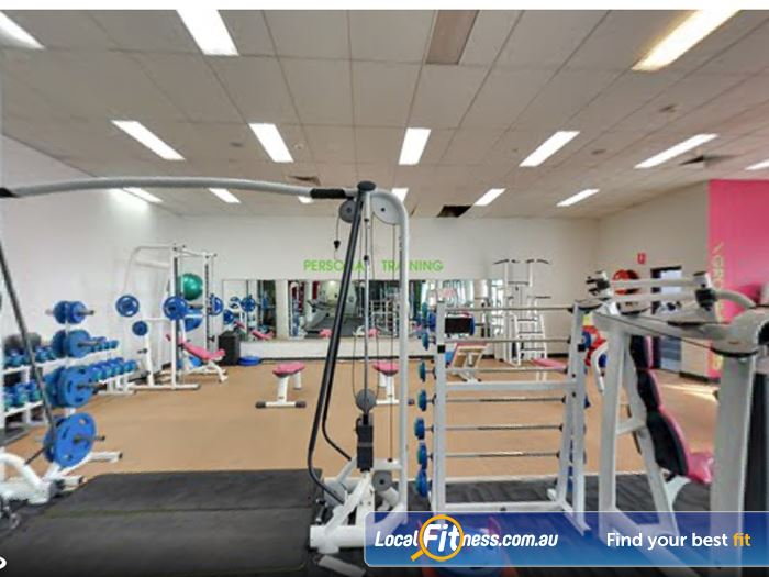 Fernwood Fitness Gym Miranda  | Welcome to Fernwood Rockdale gym.