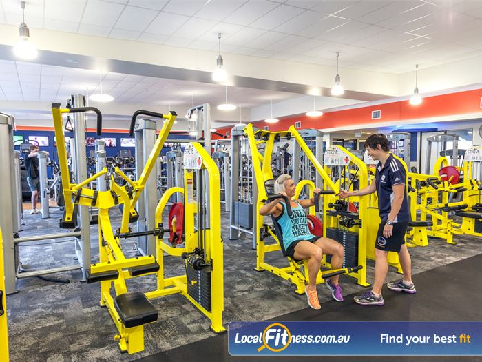 Goodlife Health Clubs Gym Caloundra  | Our Caloundra gym includes the innovative 1-2-3 Strive